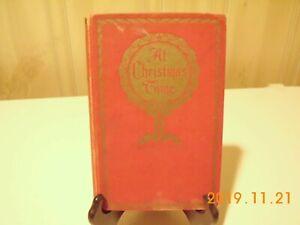 Vintage 1925 Book A Christmas Time