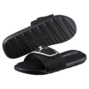 Sandales et tongues noirs PUMA pour homme   eBay