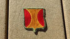 US Army Military WW2 Panama Canal Department Patch Insignia SSI