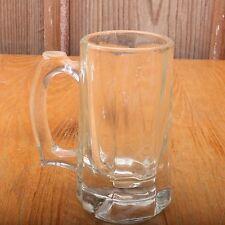 Barware Clear Glass Beer Mug Stein