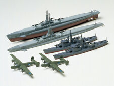 Tamiya US U-Boot Gato m. Jap.U-Jagdboot 1:700 Plastik Model Bausatz 31903