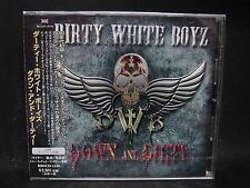 DIRTY WHITE BOYZ Down And Dirty + 1 JAPAN CD Kiss Of Gypsy Demon Lawless Lifelin
