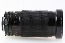 Makinon Series E MC Auto Zoom 28-200mm f/4-5.6  28-200 mm Nikon AI