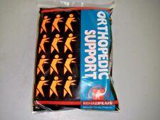 Orthopedic Support 1064 Rehab Plus X-Large Back Support Belt + Suspenders Orange