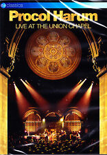 PROCOL HARUM live at the union chapel DVD NEU OVP/Sealed