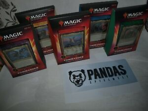 MtG Magic theGathering Ikora Lair of Behemoths Commander Deck