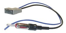 Aftermarket Stereo CD Player Nissan Radio Antenna Adapter Adaptor Cable Female