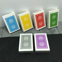 American Contract Bridge League Bridge Playing Cards 6 Colors Full Decks Spain