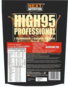 Protéine 90% Émanation Lent 5000 G Pochissimi Hydrates de Carbone & Graisses