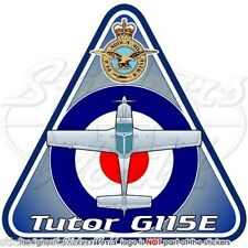 TUTOR T.1 RAF Grob G115E Britische Royal AirForce Luft Kadetten ATC Aufkleber