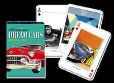 American Dream Cars set of 52 playing cards (gib)