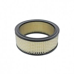 United Pacific S1106-F Air Filter Element For 6-3/8 inch Chrome Air Cleaner