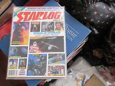 STARLOG , #36 , New/Old Inventory , The Empire Strikes Back , The Black Hole