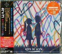 KYGO-KIDS IN LOVE-JAPAN CD Ltd/Ed E78