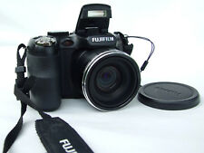 Fujifilm FinePix S2950 14.0MP Digital Camera! BIG Kit 16GB SD Charger DSLR Bag +