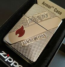Zippo made in usa-Limited Edition, xxx/150, Armor case, 60005084