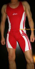 ASICS Small S Laufanzug Einteiler Skinsuit Speedsuit Suit Rennanzug Singlet