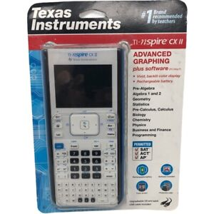 Texas Instruments TI Nspire CX II Color Graphing Calculator Charger