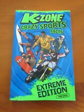 K-Zone - Crazy Sports Facts - Extreme Edition by Tony Davis - Paperback.