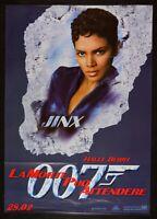 Manifesto El Morte Puede ' Esperar Agente Secreto 007 James Bond Cine 1 M39