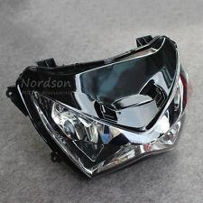 Motorcycle Parts Front Headlight Headlamp For 2013 2014 Kawasaki Z800 Z250 New