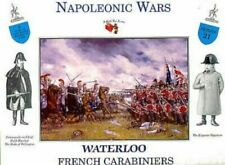 1/32 NEUVE A CALL OF ARMS FRENCH CARABINIERS WATERLOO  21 4 CAVALIERS