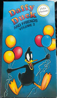 DAFFY DUCK AND FRIENDS VOL# 2.. VHS