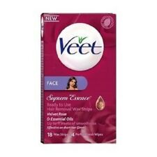 Veet Hair Removal Wax Strips 18s - For Face - Export..............REDUCED