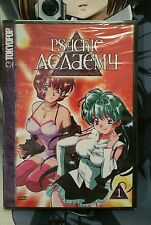 Psychic Academy Anime DVD Series Vol 1