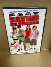 Saving Silverman (Dvd, 2001, R-Rated Version Includes Extra Footage) New