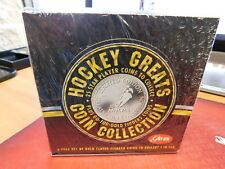 1x UNOPENED BOX OF 1996-97 GOT-UM HOCKEY GREATS COINS - SCARCE! 80 PACKS 1 COIN