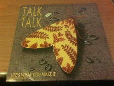 "12"" MIX TALK TALK LIFE'S WHAT YOU MAKE IT EMI 142009366 EX/EX+ ITALY PS 1986 VSC"