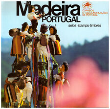 MADEIRA - PORTUGAL: 1982 Complete Year MNH