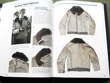"""DEUTSCHE LUFTWAFFE"" GERMAN WW2 PILOT FLIGHT JACKET HELMET BOOTS REFERENCE BOOK"