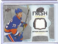 Anthony Beauvillier 2016-17 UD Ice Fresh Threads C'D FT-AB