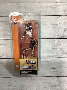 McFarlane NBA 2 Pack Jason Kidd Ben Wallace Basketball Nets Pistons  2003 New