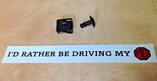 GENUINE MG ZT ROVER 75 ENGINE UNDERTRAY RETAINING PIN SET X1 FREE MG CAR STICKER