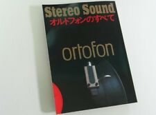 Ortofon Special Book for Tornarm, Cartrige, Needle, Step-up Transformer