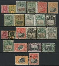St Helena Collection 23 Early Stamps Used / Unused Mounted