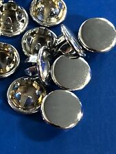 NEW OEM HARLEY DAVIDSON CHROME 5/16 IN ALLEN HOLE PLUGS 15 pc MADE IN USA