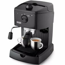 De'Longhi EC146.B Traditional Pump Espresso Coffee Machine 15 bar Black New
