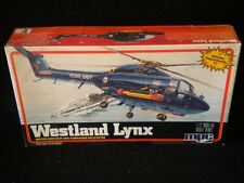 MPC Westland Lynx 1/72 Scale Kit