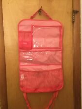 Thirty One Hang-Up Activity Organizer - Pink Cross Pop - For Home/Car