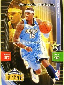 Panini NBA Adrenalyn XL 2010 - Denver Nuggets aussuchen