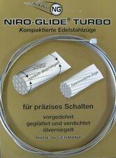 3000 mm Schaltzug in Überlänge von Niro Glide