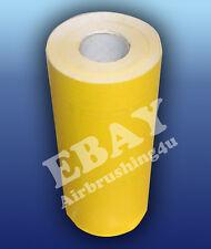 """PVC sandblasting film 190 micron 24"""" width by 10 feet roll  for masking stencil"""
