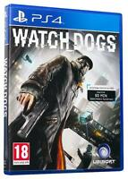 Watch Dogs Sony PlayStation 4 MINT - 1st Class Delivery