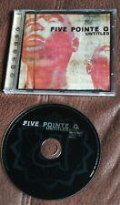 FIVE POINT O UNTITLED 2002 CD ALT / NU METAL METALCORE