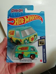 Hot wheels 2021 The MYSTERY MACHINE