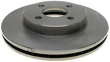 Non-Coated Disc Brake Rotor fits 2008-2009 Pontiac G5  ACDELCO ADVANTAGE
